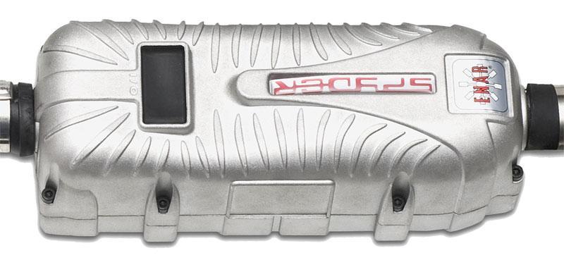 Высокочастотный глубинный вибратор со встроенным преобразователем