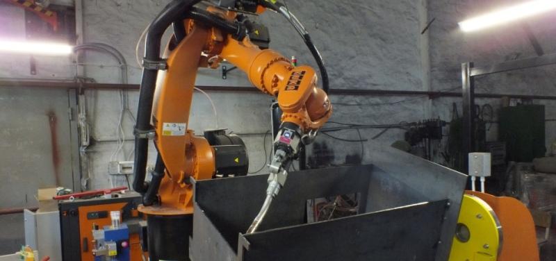 вкалывают роботы