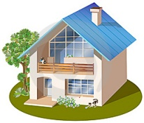 площадь дома для отопления