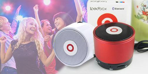 Мини-Колонка BeatBox S11 by Dr.Dre Bluetooth для Android/ iPhone/ iPad/ iPod.