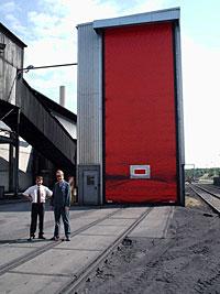 Противопожарные ворота M3 All Weather