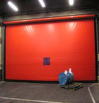 Противопожарные ворота M3 Compact