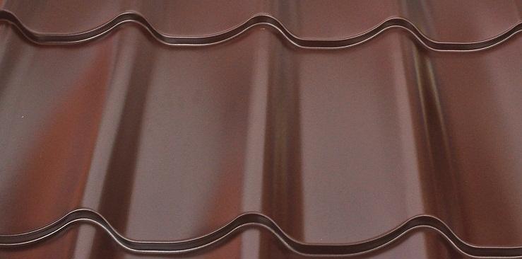 металлочерепица prisma 8017