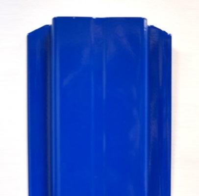 штакетник Баррера ― синий 5005