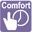 КОМФОРТНЫЙ ПУСК.  данном режиме кондиционер включается за некоторое время до заданного, таким образом, в установленное по таймеру время температура в помещении уже достигнет желаемого значения.