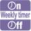 НЕДЕЛЬНЫЙ ТАЙМЕР. Недельный таймер позволяет установить до 4-х изменений режима работы кондиционера в день. Пользователю доступно 28 программ в неделю.