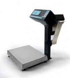 Весы-регистраторы МК-R с чекопечатью и устройством подмотки ленты