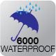 WATERPROOF 6000