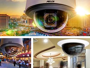 2 МР поворотная IP-камера Pelco Spectra Enhanced 7 для врезного или подвесного монтажа