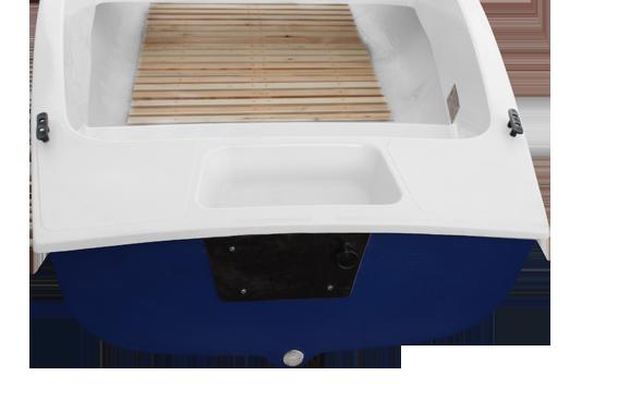 лодка стеклопластиковая 'Двина-4'