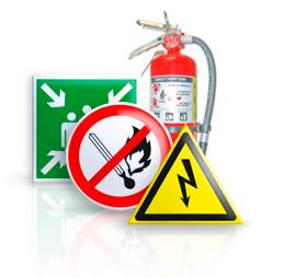 Услуги противопожарные