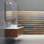 минимализм ванная комната