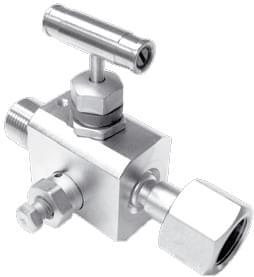 Одновентильный клапанный блок серии Е