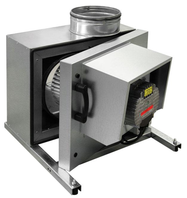 Salda KF-T 120 EC. Кухонный вентилятор