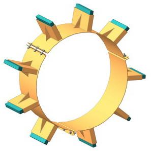 Центрирующее кольцо ОНК