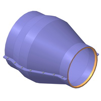 Укрытия герметизирующих манжет производства Синергия нефтегаз. 377*530