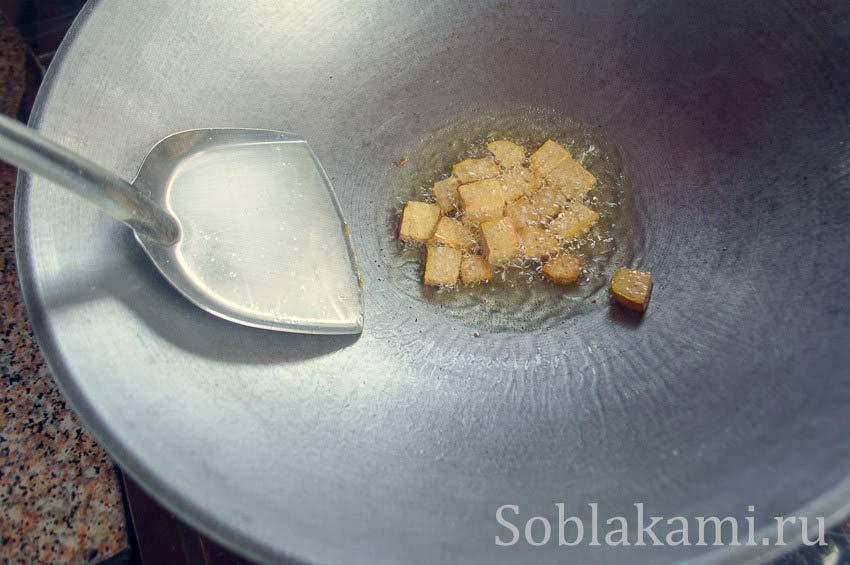 ингредиенты для таской лапши Пад Тай