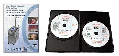 Клинические протоколы и Обучающие DVD для стоматологического лазера