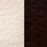 белая/ дерево - венге
