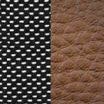 черная/темно-коричневая