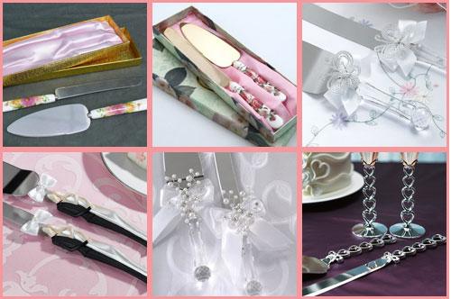 Ножи и лопатки для разрезания торта. Свадебные лопатки для торта, или как разрезать свадебный торт.