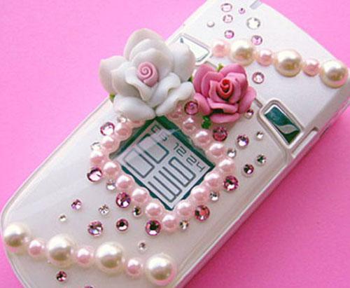 Свадебный торт в виде сотового телефона. Свадебные лопатки для торта, или как разрезать свадебный торт.