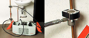 устройство для заморозки труб ridgid