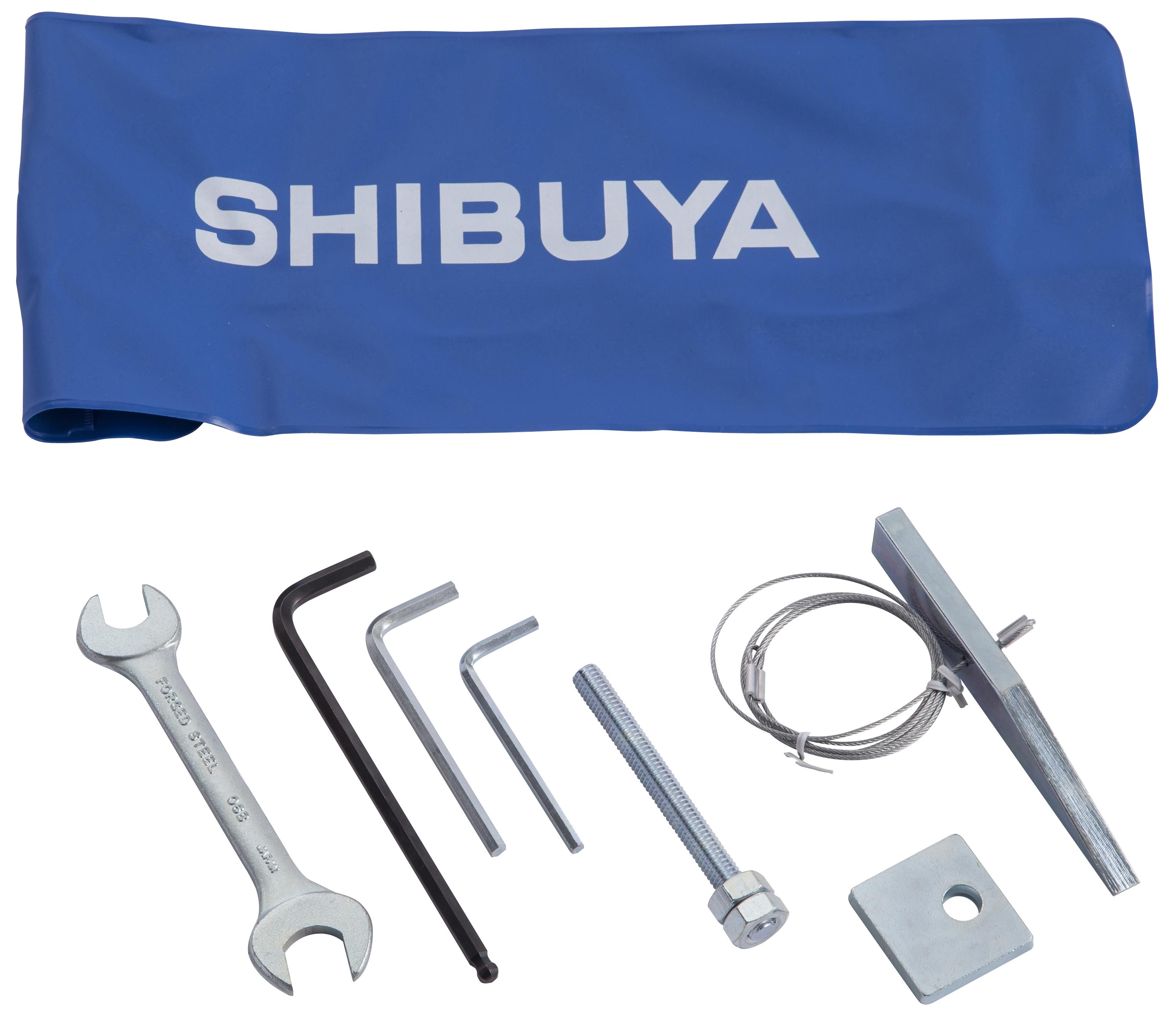 Комплект инструмента для SHIBUYA TS-163