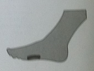 Описание: Массаж стопы от болей в шее