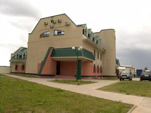 Производственное здание ЗАО 'Теплоком' на Гаражном проезде