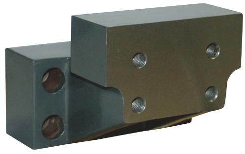 Установочный адаптер фрезерной головки станков BF20 Vario / BF16 Vario на токарные станки D240 / D280 / D250