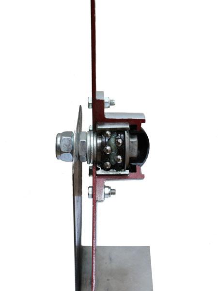 Диск сошника с двухрядным подшипником 5205 GP