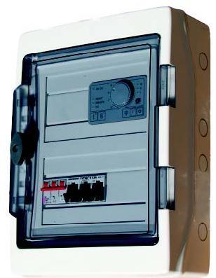 Щит управления CG 0-1 для вытяжных агрегатов VS