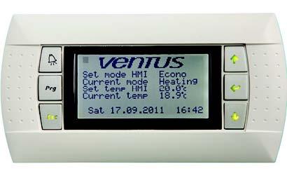 Расширенный интерфейс пользователя HMI Advanced VS