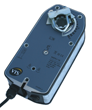 Электрический сервопривод воздушного клапана ON-OFF и 0-10 В VS
